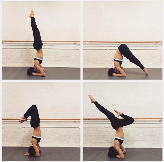 Day 1 Yoga Challenge
