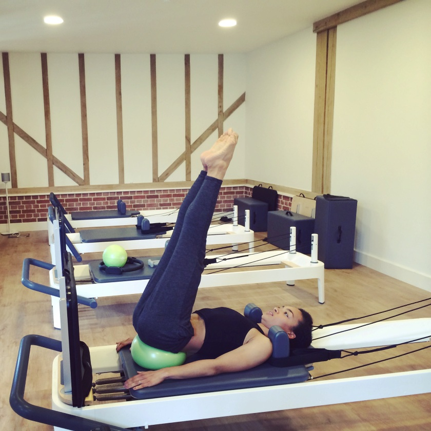 Re-former Pilates