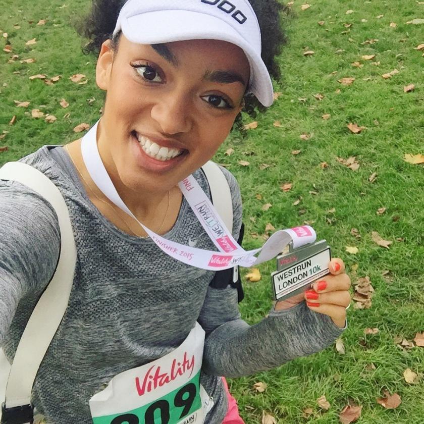 Vitality 10k run blog
